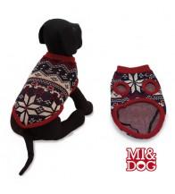 MI&DOG JERSEY ESTAMPADO JACQUARD