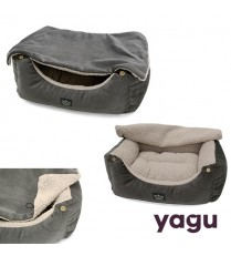 YAGU CUNA COVER GREY
