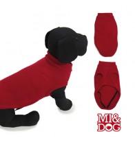 MI&DOG JERSEY LISO ROJO
