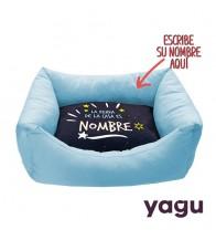 YAGU CUNA PERSONALIZADA REYES