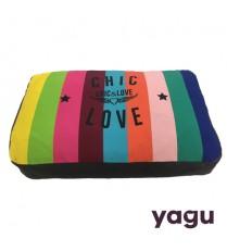 YAGU CHIC&LOVE COLCHÓN ARCOIRIS