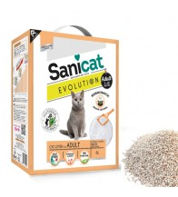 SANICAT BENTONITA FINA BLANCA EVOLUTION ADULT