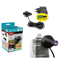 AQUAEL LÁMPARA ULTRAVIOLETA MINI UV-LED