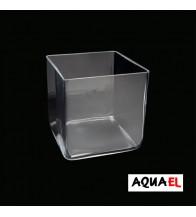AQUAEL AQUA DECORIS CUBE PEQUEÑO 20 x 20 x 20 CM 7 L