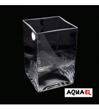 AQUAEL AQUA DECORIS CUBE GRANDE 20 x 20 x 30 CM 12 L