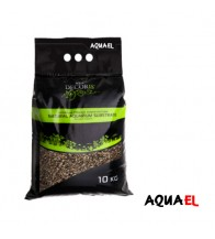 AQUAEL GRAVA NATURAL MEDIA 3 - 5 MM 10 KG