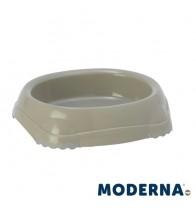 MODERNA COMEDERO SMARTY GATO GRIS
