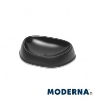 NEW MP COMEDERO SENSIBOWL GATO NEGRO 210 ml ( 20 x 15 x 5 )
