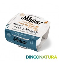 DNG MHIMS CAT MOUSSE PESCADO CON MEJILLON 70 G