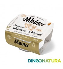 DNG MHIMS CAT MOUSSE POLLO CON CORAZON 70 G
