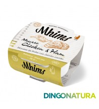 DNG MHIMS CAT MOUSSE POLLO CON JAMON COCIDO 70 G   FDS