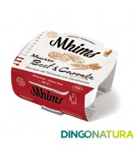 DNG MHIMS CAT MOUSSE TERNERA CON ZANAHORIAS 70 G