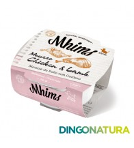DNG MHIMS CAT MOUSSE KITTEN POLLO CON CORDERO Y VEGS 70 G