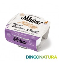 DNG MHIMS CAT MOUSSE STERILIZED POLLO CON KRILL 70 G