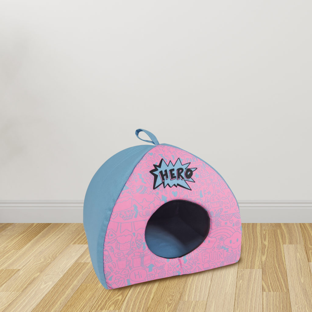 Igloo para gatos Hero