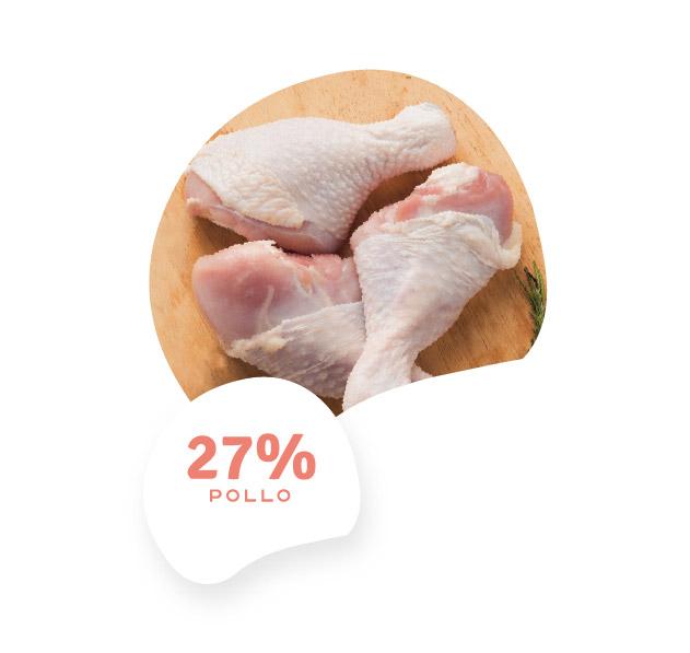 nutriplus pollo perros